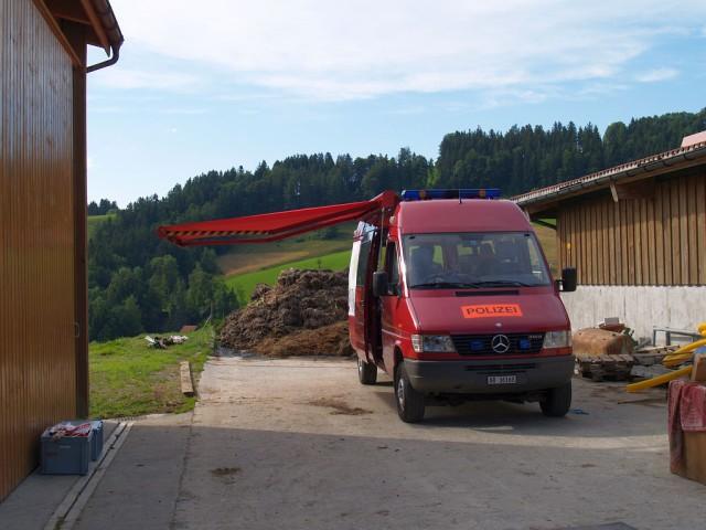 Uebung Personensuche Wald und Rehetobel Feuerwehr 2007 03.jpg.JPG