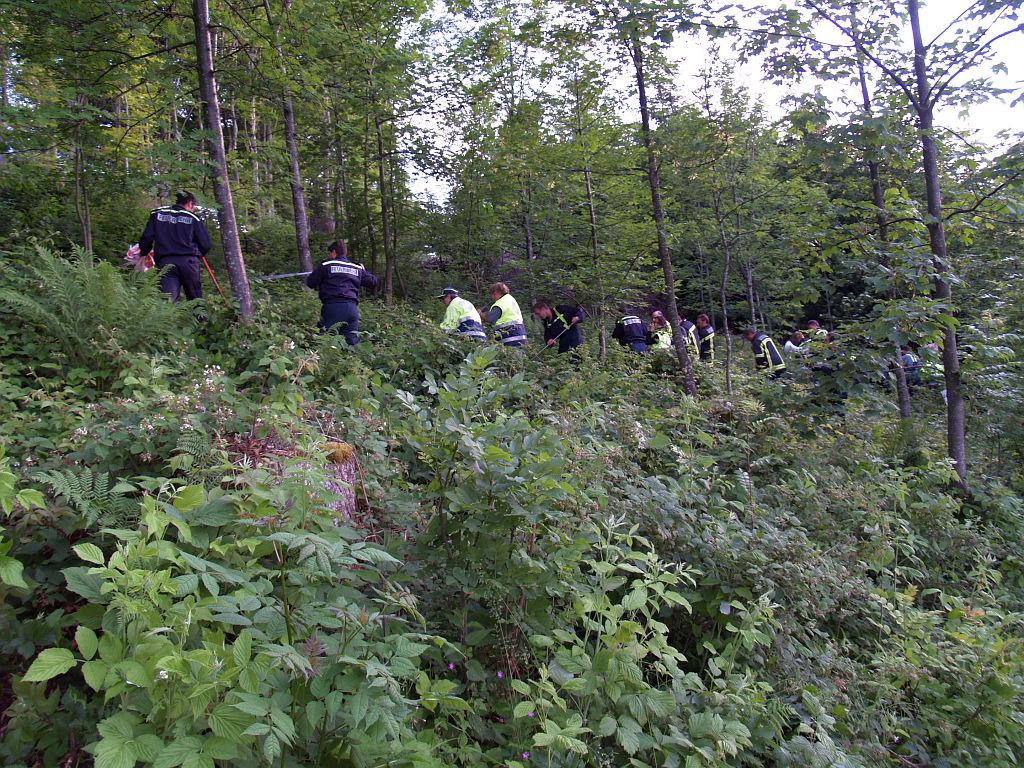 Uebung Personensuche Wald und Rehetobel Feuerwehr 2007 30.jpg.jpg